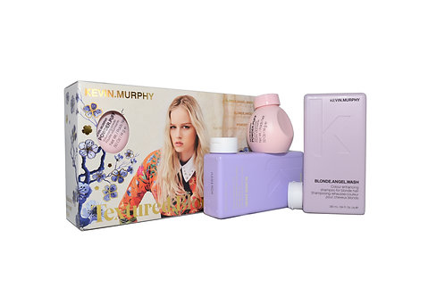 KEVIN.MURPHY TEXTURED.BLONDE PACK