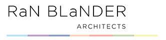 רן בלנדר אדריכלות ותכנון ערים