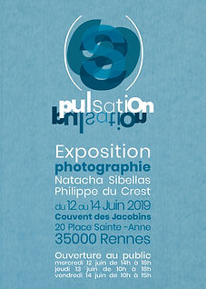 PULSATION(S) UNE EXPOSITION DE NATACHA S