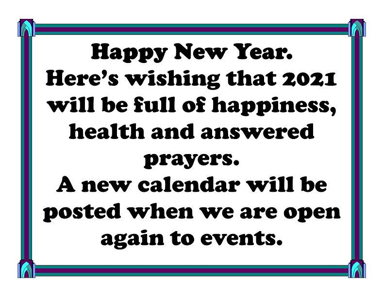 calendar announcement for website 2021.j
