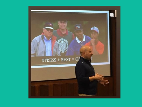 The Par Train Podcast Episode #70: Finding Peak Mental Performance with PGA Tour Coach Ward Jarvis