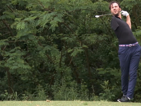 The Par Train Podcast Episode #94: One Arm, Zero Handicap – Mastering Golf Against All Odds.