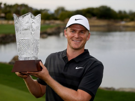 The Par Train Podcast Episode #102: PGA Tour Winner Adam Long on Playing Well Through the Pressure