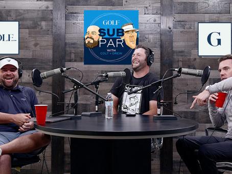 The Par Train Podcast Episode #72: The Voice that Golf Desperately Needs – Colt Knost