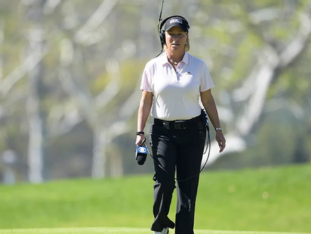 The Par Train Podcast Episode #49: Masters Nuggets with Dottie Pepper