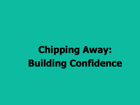 The Par Train Podcast Episode #65: Chipping Away – Building Confidence