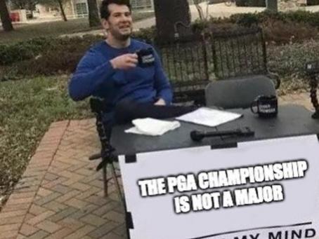 The Par Train Podcast Episode #39: Making the PGA Championship the Major We All Deserve