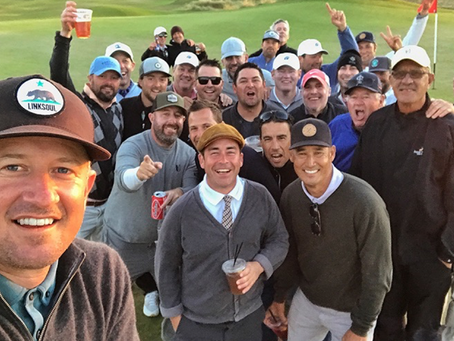 The Par Train Podcast Episode #122: Why Golf is My Religion with Matt Ginella