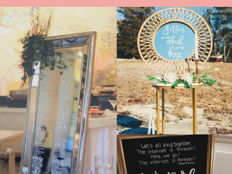 7 Reasons to Hire a Calligrapher for your Wedding