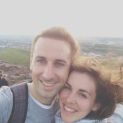 GleeSigns | hiking in edinburgh