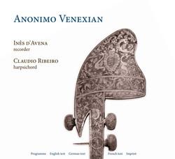 Anonimo Venexian - Avena Ribeiro