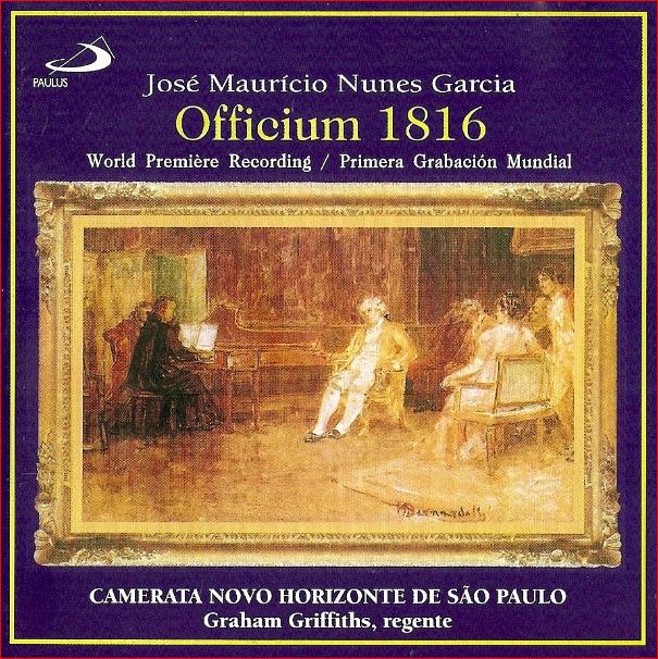 Cam. Novo Horizonte: Officium 1816