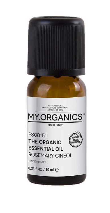 The Organic Essential Oil Rosemary