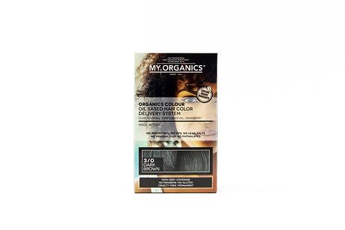 3.0 Castaño Oscuro / Dark Brown