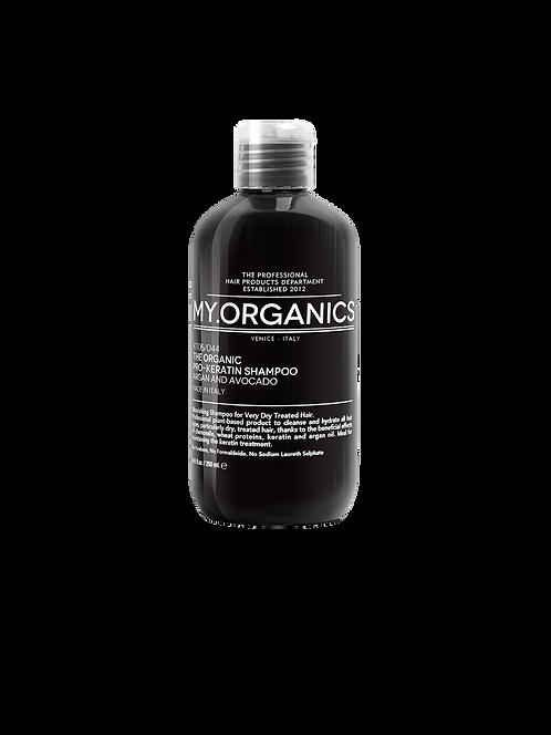 The Organic Pro - Keratin Shampoo