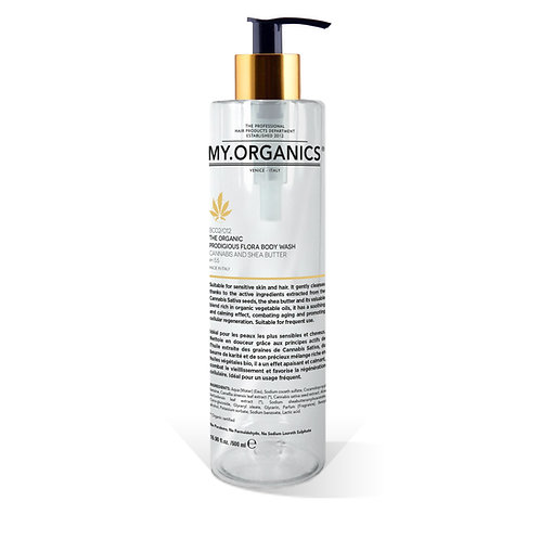 The Organic Prodigious Hair and Body Wash