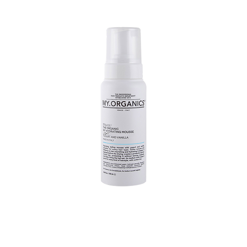 The Organic Hydrating Mousse Light