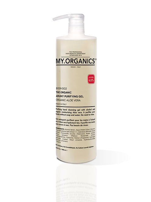 The Organic Amumy Purifying Gel