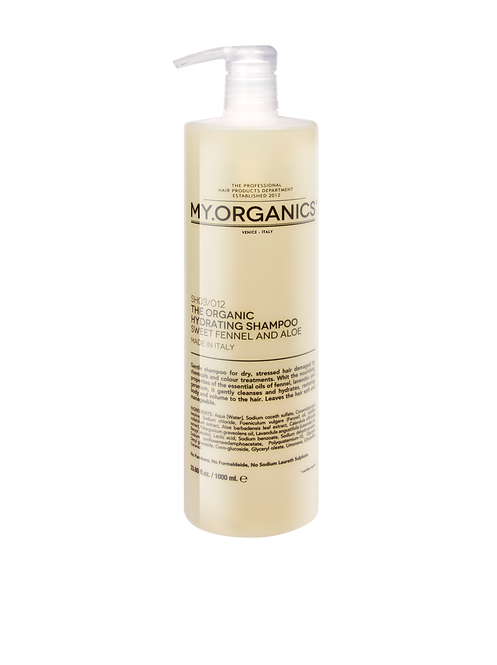 The Organic Hydrating Shampoo
