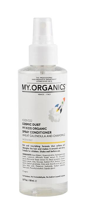 Cosmic Dust. The Organic Spray Conditioner