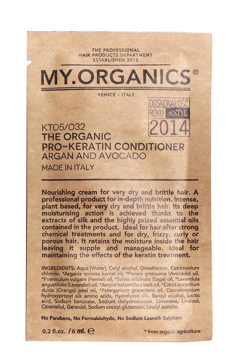 Sachet The Organic Pro - Keratin Conditioner