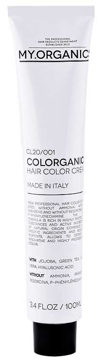 Colorganics Rojo Intenso / Intense Red