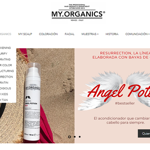 NUEVA WEB MY.ORGANICS