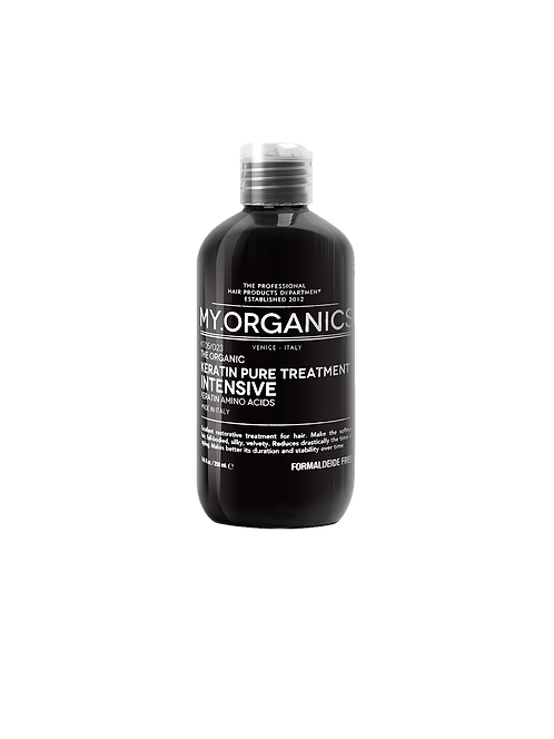 The Organic Keratin Pure Intensive Treatment