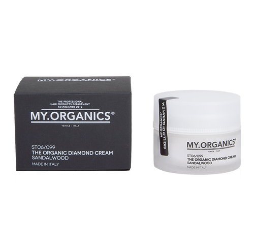 The Organic Diamond Cream