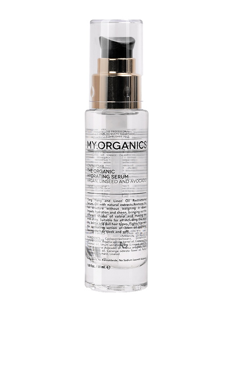 The Organic Hydrating Serum