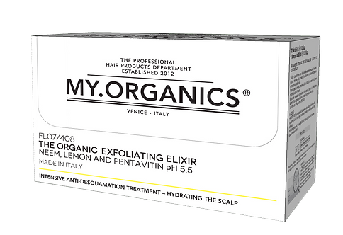 The Organic Exfoliating Elixir