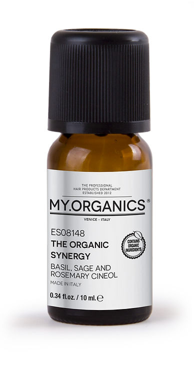 The Organic Synergy Basil, Sage & Rosemary Cineol