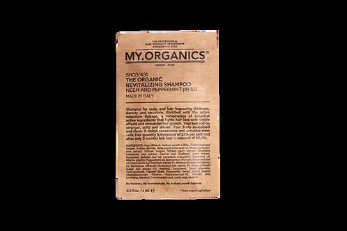 Sachet The Organic Revitalizing Shampoo