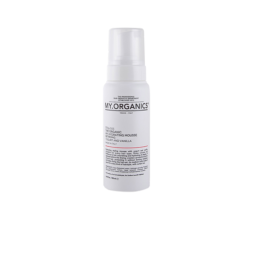 The Organic Hydrating Mousse Strong