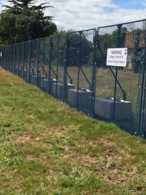 G Roles Fencing | Temp Fence