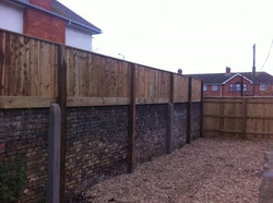 G Roles Fencing | Garden Fence