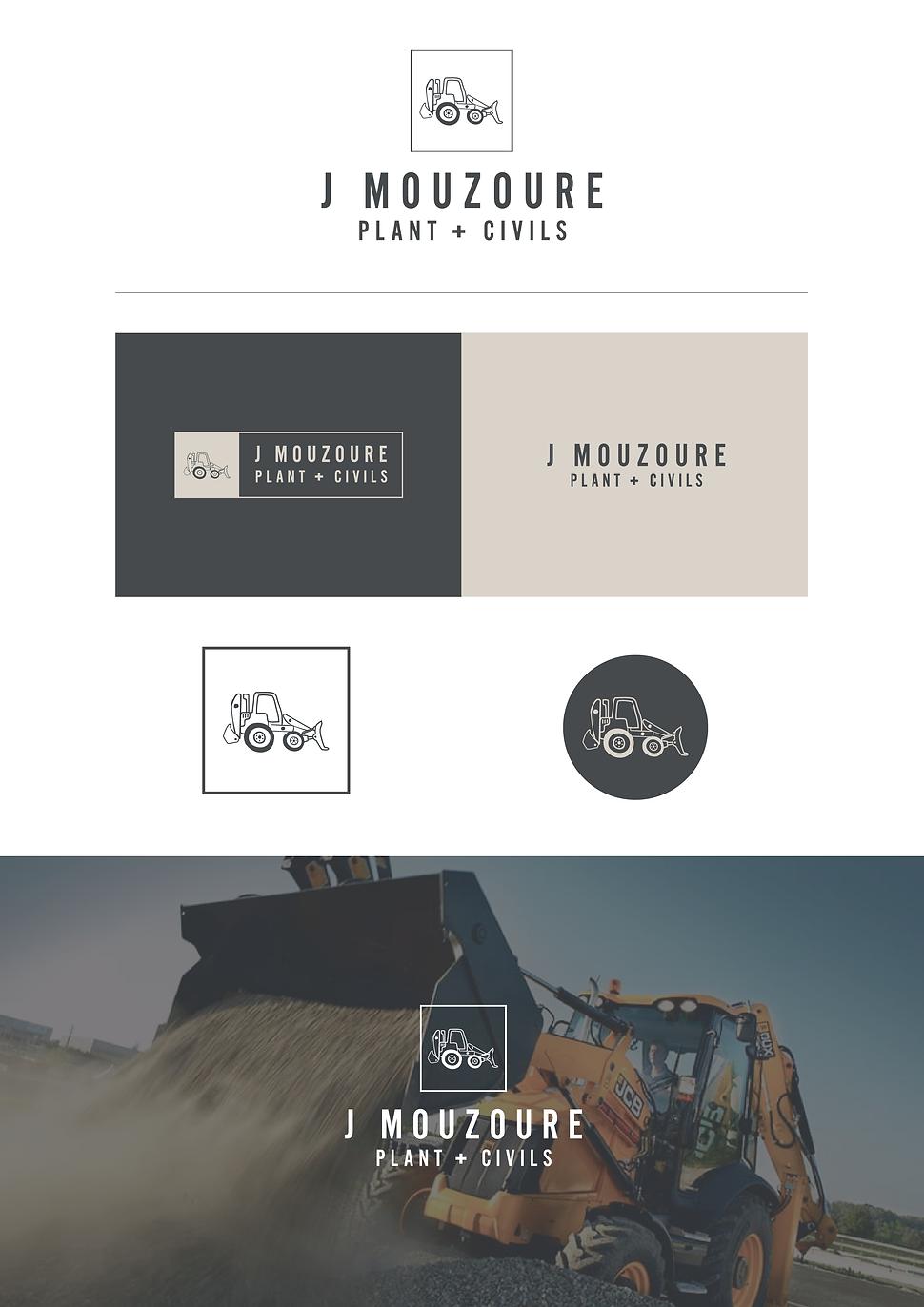 J Mouzoure Plant + Civils - Brand Showca