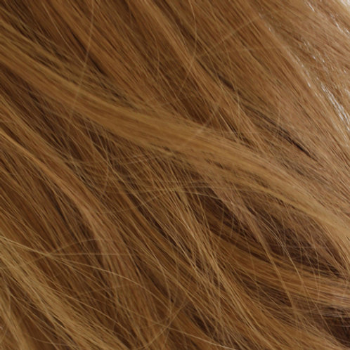 OUTLET | Dark Honey Blond | U-Tip Keratin 40-45cm | 10 Stück