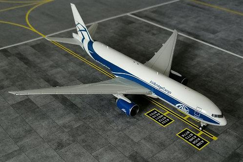 GEMINI JETS AIR BRIDGE BOEING B777-200LRF  VQ-BAO  1/400