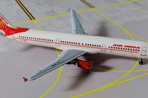 AEROCLASSICS AIR INDIA  A321 VT-PPB 1/400 AC419785