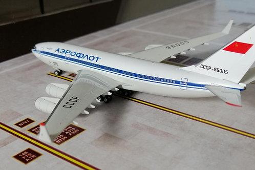 PHOENIX AEROFLOT IL-96 -300 CCCP-96005 1/400