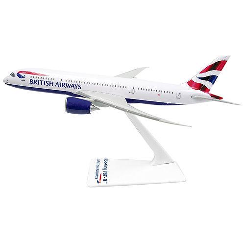 PREMIER PLANES BRITISH AIRWAYS BOEING B787-8 1:200