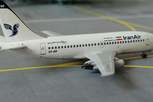 AEROCLASSICS IRAN AIR BOEING B737-200 EP-IRF 1/400
