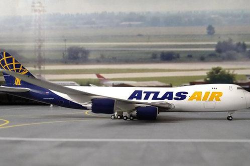 Atlas Air B747-8F 1/400 by hogan