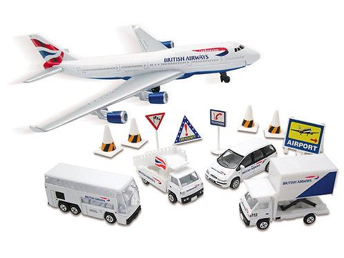 BRITISH AIRWAYS PLAY SET