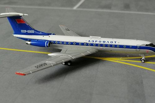 PANDA MODELS AEROFLOT TU-134A CCCP-65655 1/400