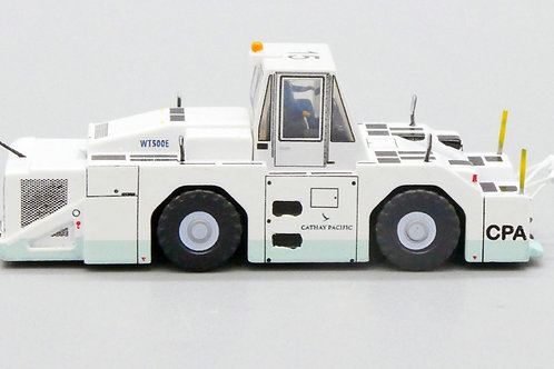 JC WINGS AIRPORT ACCESSORIES CPA KOMATSU WT500E TOWING TRACTOR SCALE 1/200