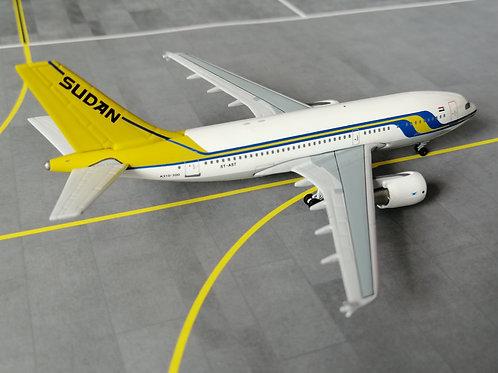 AEROCLASSICS SUDAN AIRWAYS AIRBUS A310-300 ST-AST  1/400