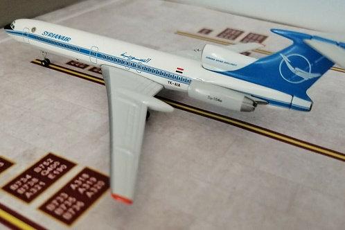 AEROCLASSICS  SYRIANAIR  TU-154 YK-AIA  1/400