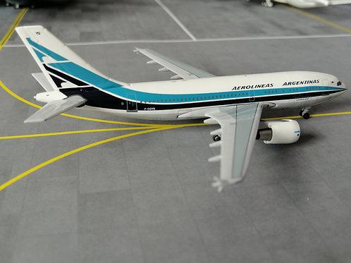 AEROCLASSICS AEROLINEAS ARGENTINAS AIRBUS A310-300 F-OGYQ  1/400